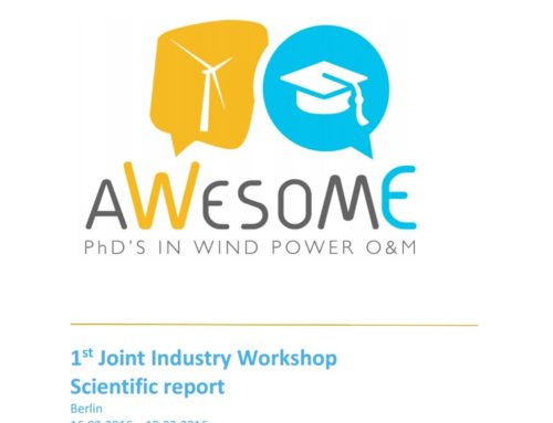 AWESOME project releases the 1st Joint Industry Workshop Scientific report