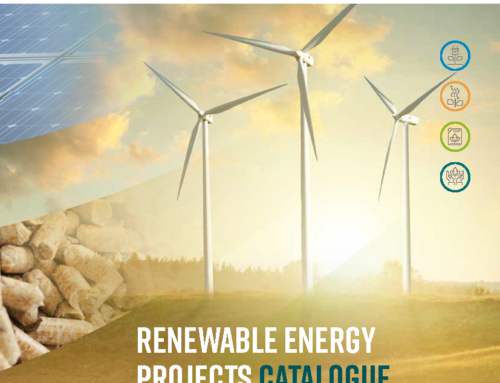 EUREC's Renewable Energy Projects catalogue